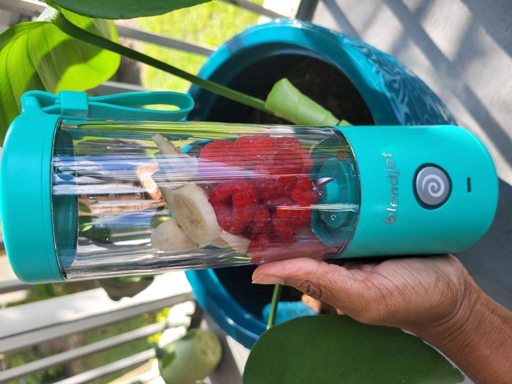 Blendjet portable blender
