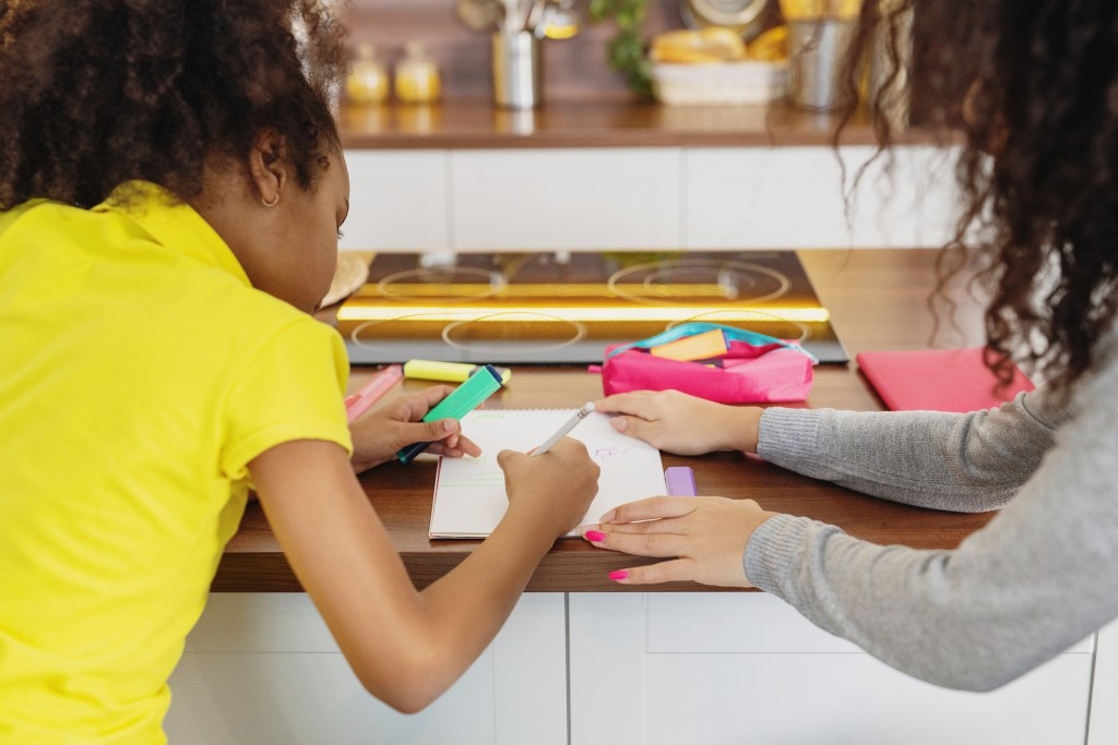 A lesson I've learned as a black stay-at-home mom.