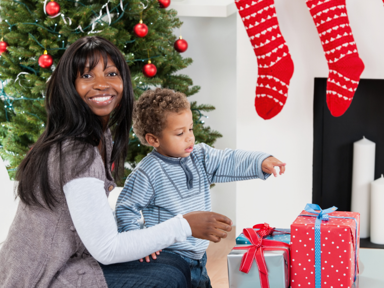 Budget friendly gifts for toddlers.