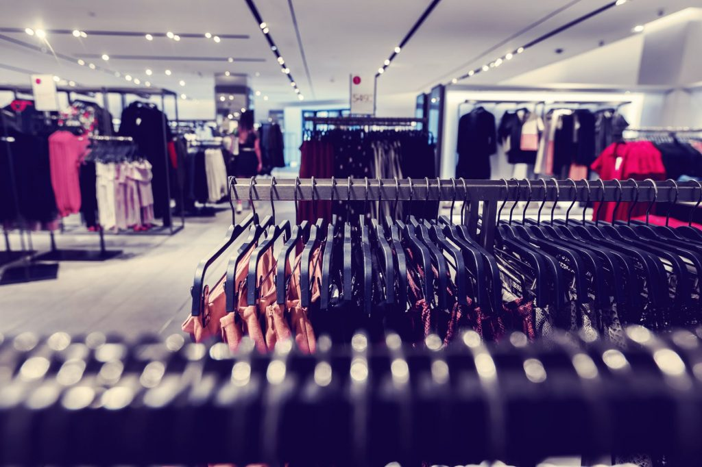 How to find the best prices shopping at department stores.